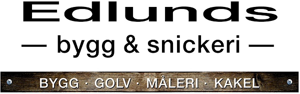 Edlunds Bygg & Snickeri